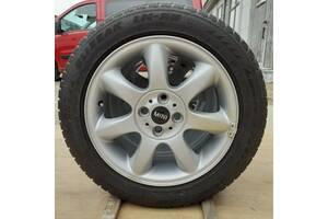 Диски + шины Mini org. R16 4x100 6. 5j et48 хэтч One Cooper Cooper S Mitsubishi Carisma Honda Fit Jazz Hyundai Getz i20