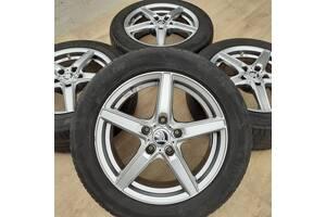 Диски Skoda R16 5x112 et48 Superb Octavia VW Passat Sharan Golf Caddy Jetta T4 Audi A3 TT Mercedes Vito W176 W245 W204
