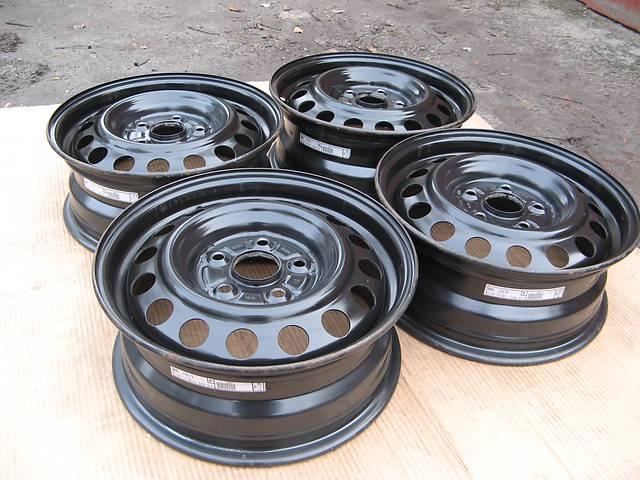 бу Диски стальные R15 5х114.3 Suzuki SX4  в Киеве