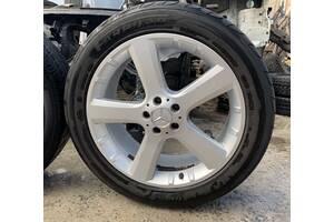 Диски титаны R20 оригинальные с покрышками Mercedes GL X164 Мерседес гл 164
