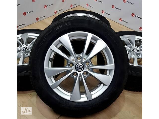 купить бу Диски VW R16 5x112 Golf Jetta Caddy Touran Skoda Octavia Superb MINI в Львове