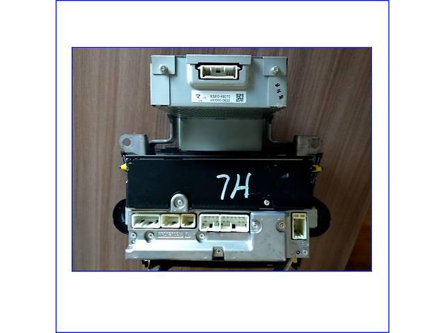бу Дисплей информационный для Toyota Highlander II в Одессе