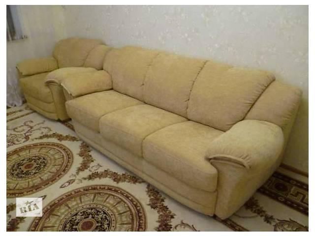 продам Диван + кресло бу в Одессе