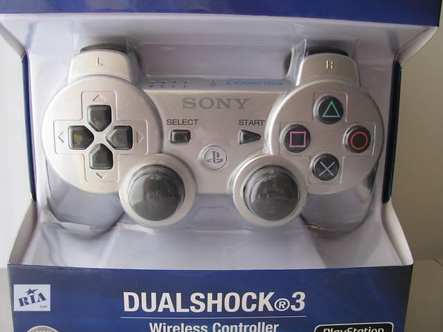 продам Джойстик для Sony PS 3 бу в Киеве