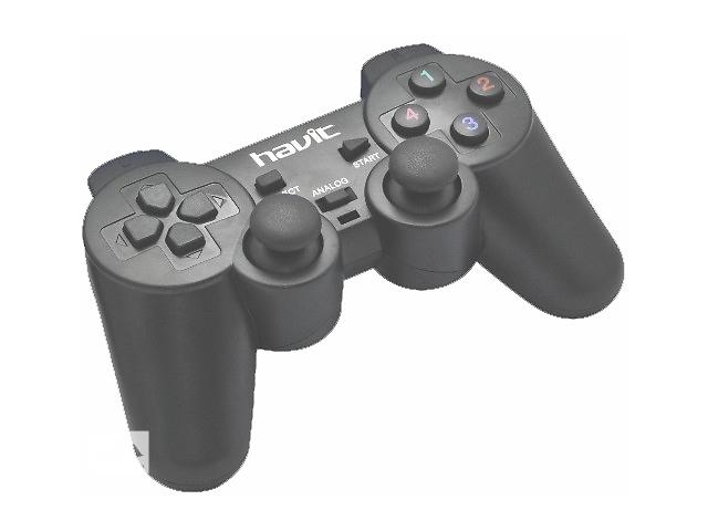 купить бу Джойстик (геймпад) HV-G130 PS2 в Ивано-Франковске