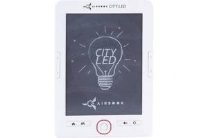 Электронная книга AirBook City LED Gray (Код товара:3464)
