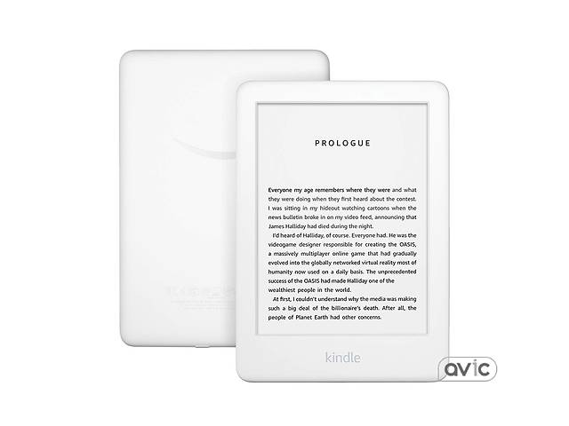 продам Электронная книга с подсветкой Amazon Kindle All-new 10th Gen. 2019 White бу в Харькове