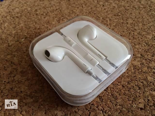 продам Earpods наушники Apple для Iphone (копия) бу в Ивано-Франковске