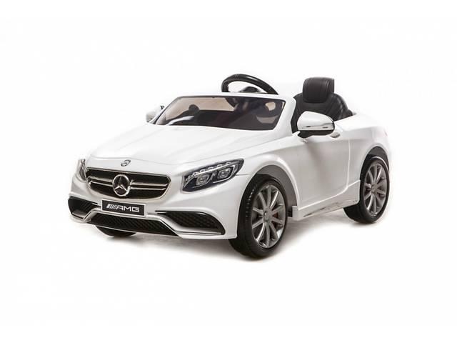купить бу Электромобиль Mercedes AMG S 63 HL169 белый в Львове
