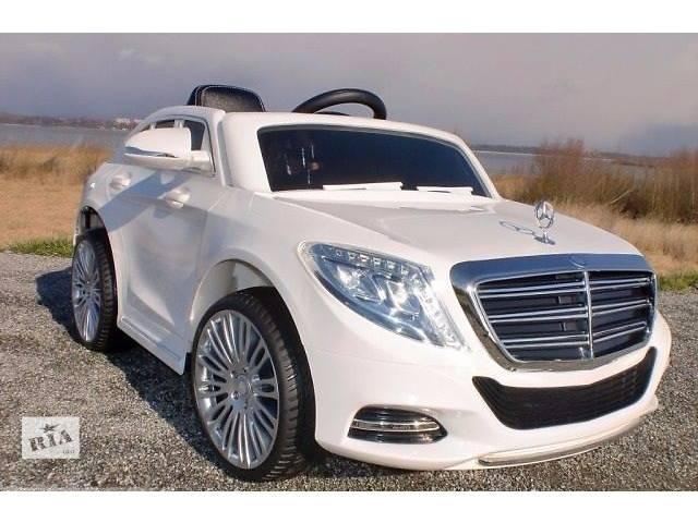 продам Электромобиль Mercedes S600 колеса EVA кожаное сиденье бу в Львове