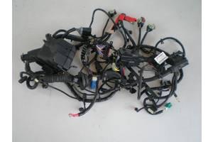 Проводка двигателя Ford Fiesta