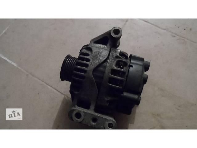 Электрооборудование двигателя Генератор/щетки Легковой Fiat Doblo- объявление о продаже  в Стрые