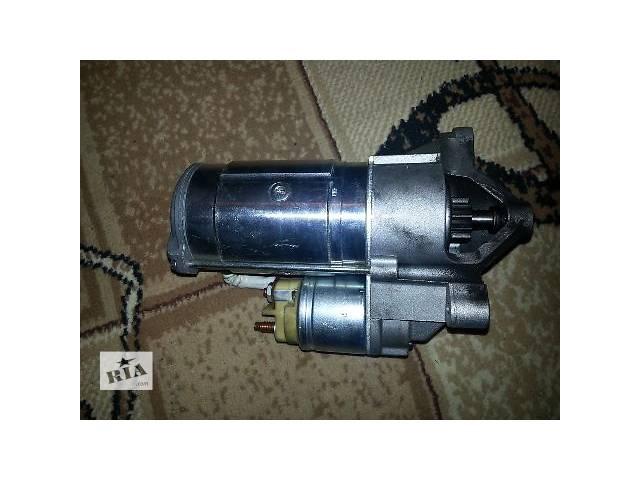 Электрооборудование двигателя Стартер/бендикс/щетки Легковой Peugeot Partner груз.- объявление о продаже  в Тернополе