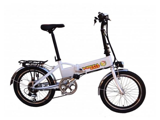 продам Электровелосипед складной Volta Лион бу в Киеве