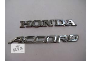 Эмблемы Honda Accord