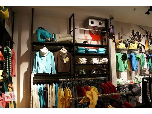 Продам торгове обладнання б.у для магазину одягу - Устаткування для ... c57c9164d401f