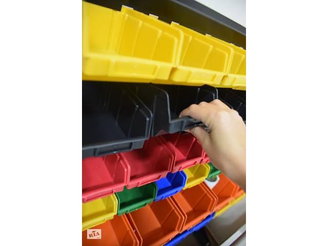 Контейнеры пластиковые для гаек и винтов на склад или в магазин, на сто или мастерскую в Хмельницком- объявление о продаже  в Одессе