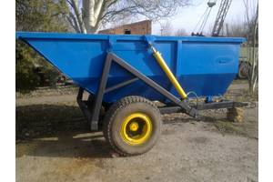 Прицепы для трактора