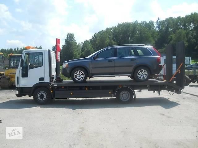 продам Попутный Эвакуатор и Автовоз из Киева по Украине, Европа бу  в Украине