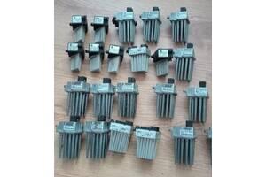Ежик печки Резистор BMW X5 E53 E70 F15 Реостат БМВ Х5 Е53 Е70 Йожик печки Шрот