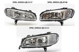 Новые Фары Opel Omega