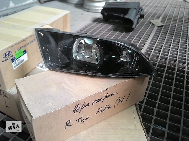 продам Фара противотуманная для легкового авто Skoda Fabia 2014 бу в Харькове