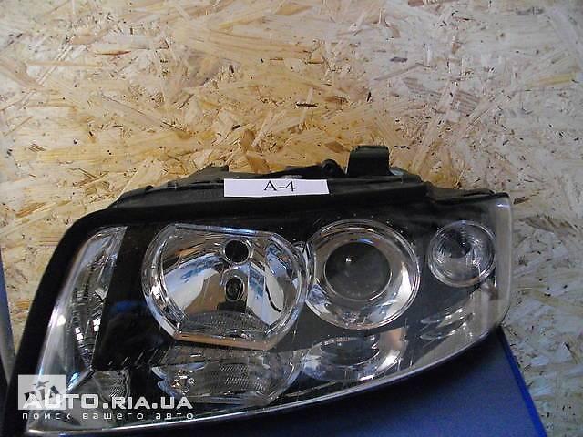 Фара головного света для Audi A4- объявление о продаже  в Хмельницком