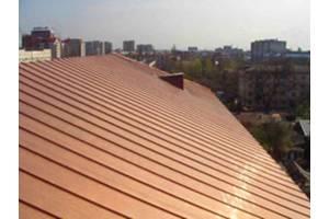 Фарбування дахів Івано-Франківськ, Покраска крыши Ивано-Франковск.