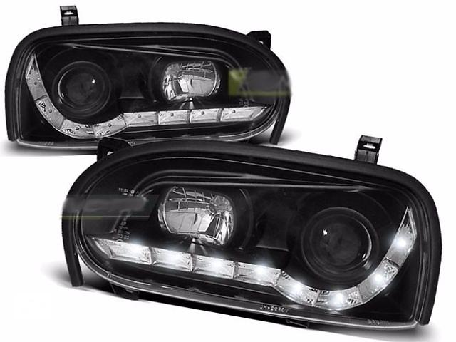 продам Фары передние тюнинг оптика Volkswagen Golf 3 VW (LPVW43) Фольксваген Гольф 3 бу в Луцке
