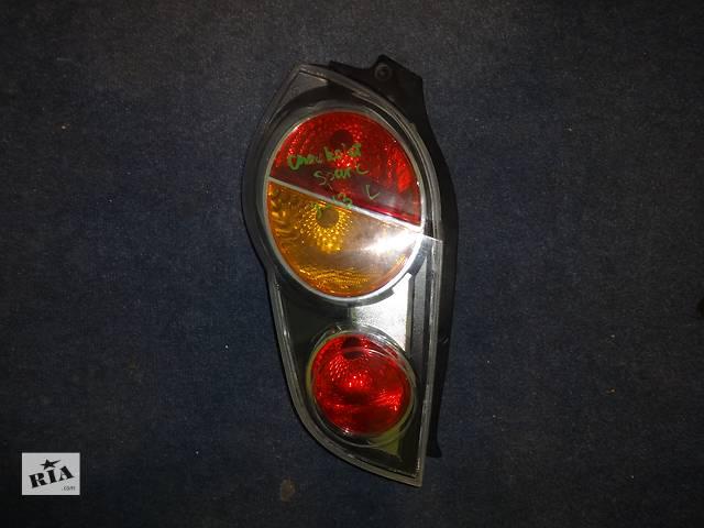 фонарь задний для Chevrolet Spark 2009-13- объявление о продаже  в Львове