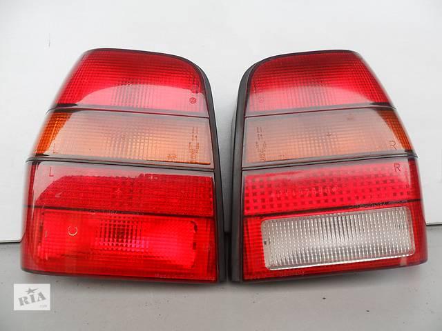 купить бу  Фонарь задний для легкового авто Volkswagen Polo 2 (1991-1994) рестайл в Луцке