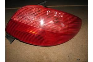 б/у Фонари задние Peugeot 206