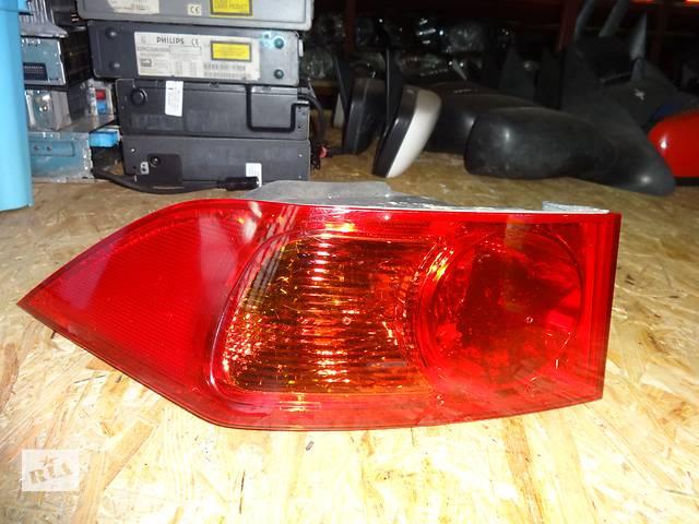 купить бу фонарь задний для седана Honda Accord 2005-08 в Львове