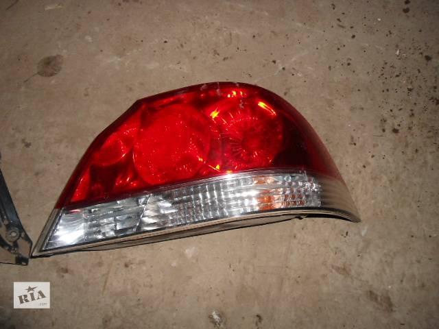 бу Фонарь задний для седана Mitsubishi Lancer в Ровно