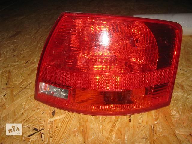 продам фонарь задний для универсала Audi A4 В7 Avant 2004-08 бу в Львове
