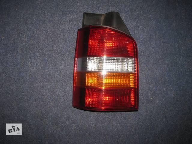 продам фонарь задний для Volkswagen T5 (Transporter) 2003-09 бу в Львове