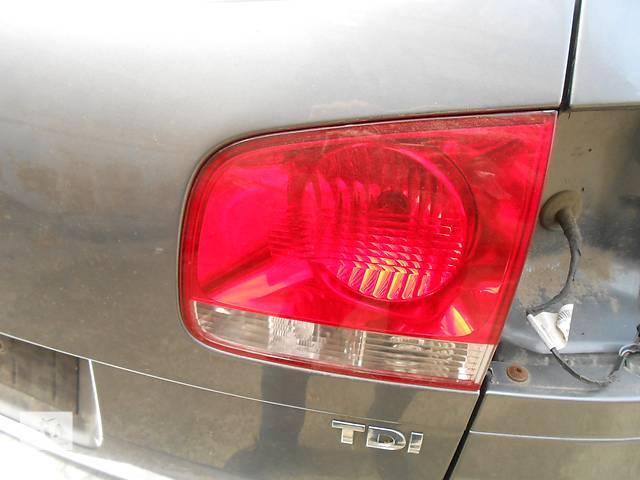 купить бу Фонарь задний Volkswagen Touareg Volkswagen Touareg (Фольксваген Туарег) 2003г-2009г в Ровно