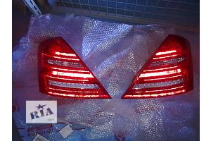 Новые Фонари задние Mercedes S-Class