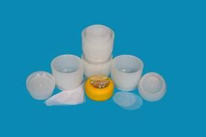 "Форма для сыра круглого весом до 0.5 кг типа ""Гауда"", ""Бэби Гауда"""