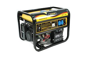 Бензиновый генератор  FORTE FG8000E  Бесплатная доставка