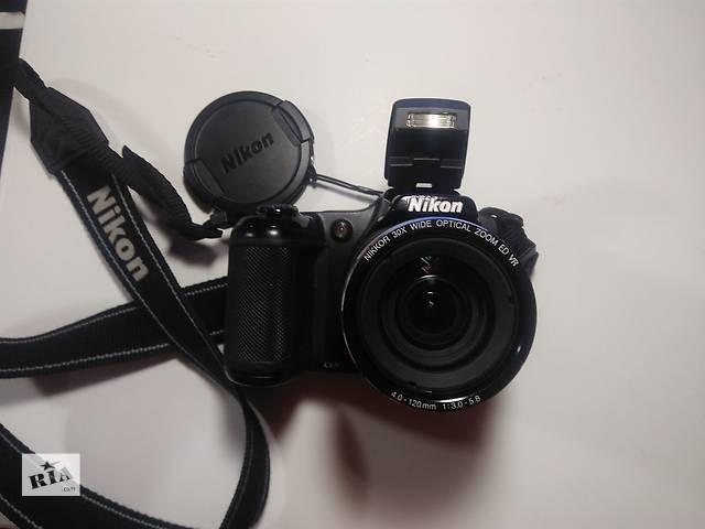 купить бу фотоапарад Nikon L820 в Виннице