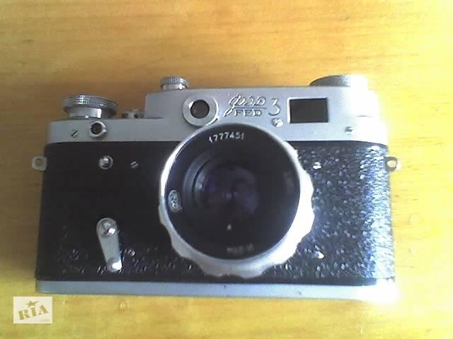 купить бу Фотоапарат ФЕД-3 в Києві