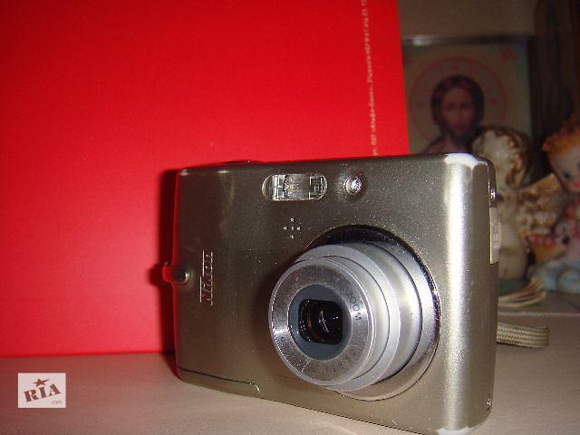 Фотоапарат Nikon Nikon Coolpix L11 До 12 мегапікселів Б/у- объявление о продаже  в Ірпені