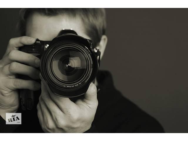 Фотограф для Вашего праздника- объявление о продаже  в Львове