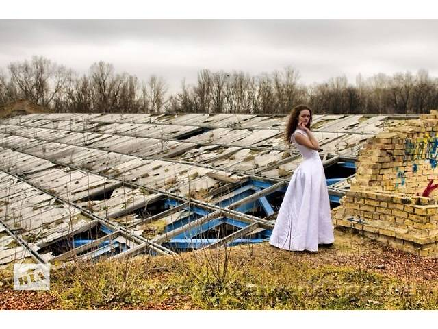 Фотосессия в стиле Trash The Dress.- объявление о продаже  в Киеве