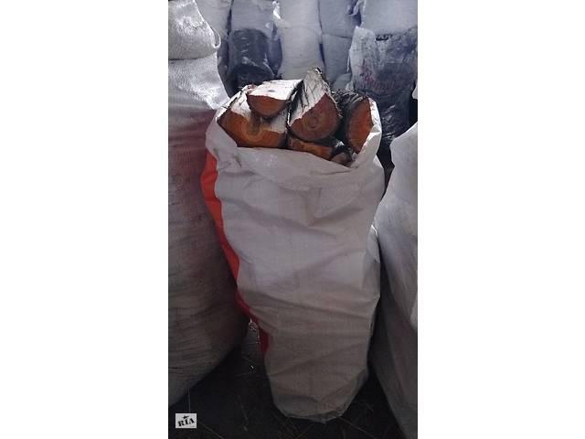 купить бу Фруктовые дрова для мангала, камина в мешках в Запоріжжі