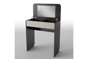 Будуарный туалетный столик трюмо стол трансформер в спальню Тиса / Tisa БС-37 (АКМ) из ДСП