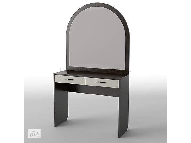 продам Будуарный туалетный столик трюмо стол в спальню Тиса / Tisa БС-21 (АКМ) из ДСП бу в Киеве