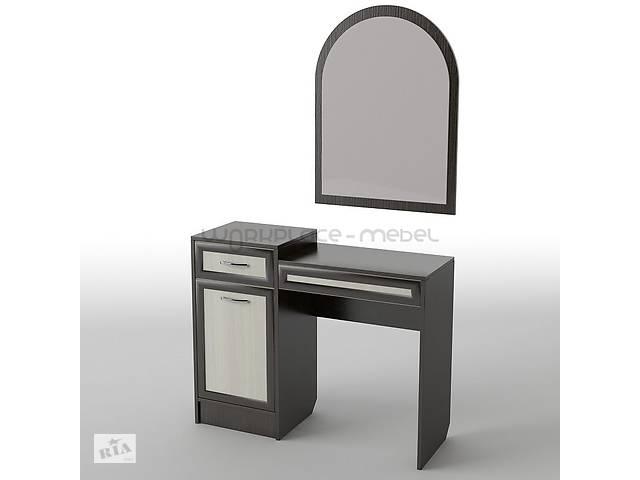 бу Будуарный туалетный столик трюмо стол в спальню Тиса / Tisa БС-6 (АКМ) из ДСП в Киеве