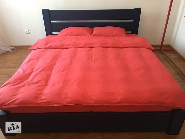 купить бу Двухспальная кровать в Виннице